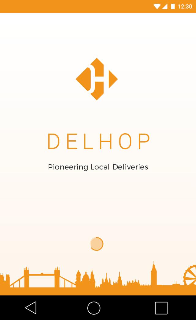 Food Delivery Mobile App Design on Android and iOS Platforms