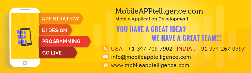 Mobile App Development in India