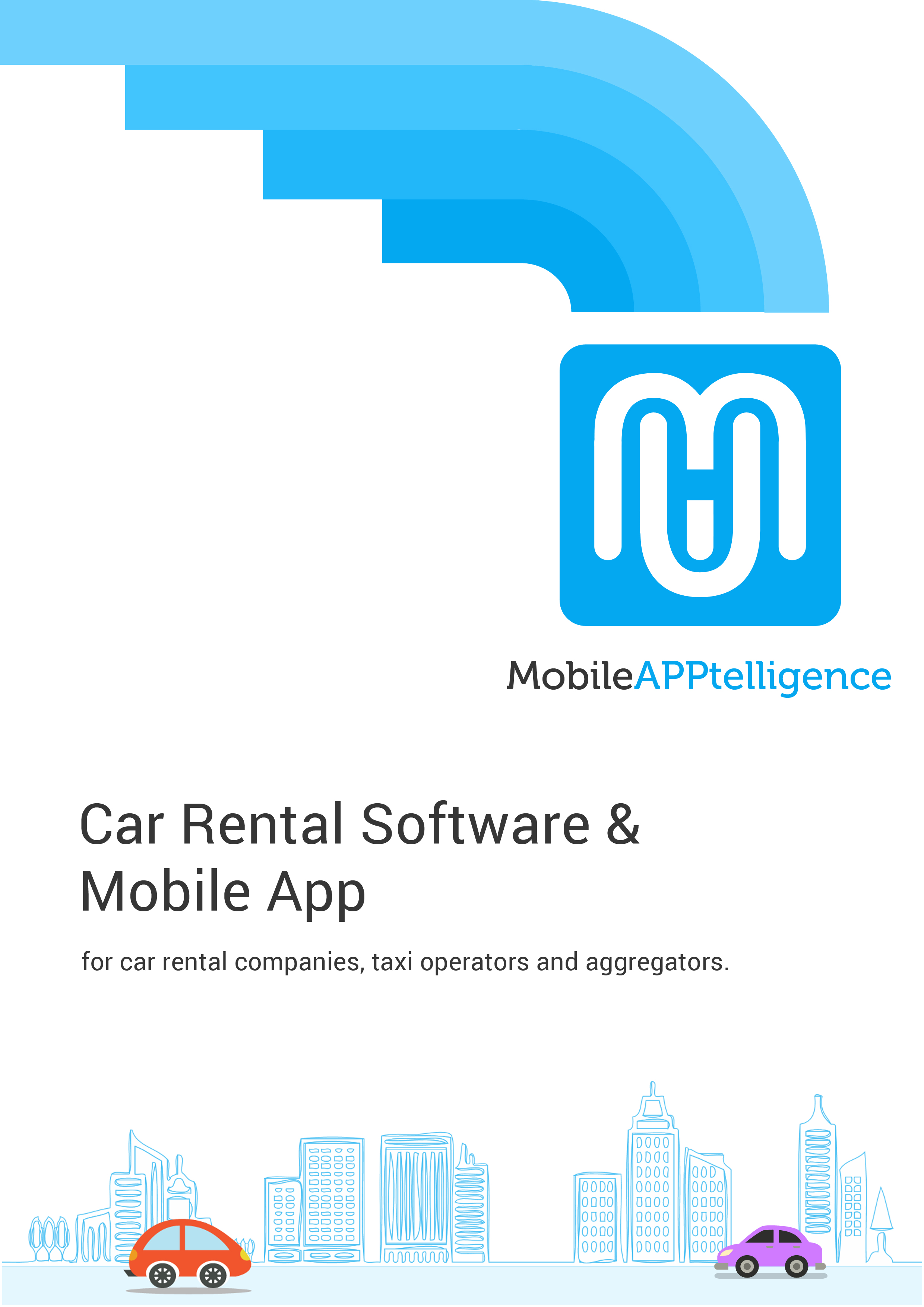 Car rental app for iPhone users
