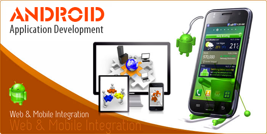 What is the basis of mobile application development?